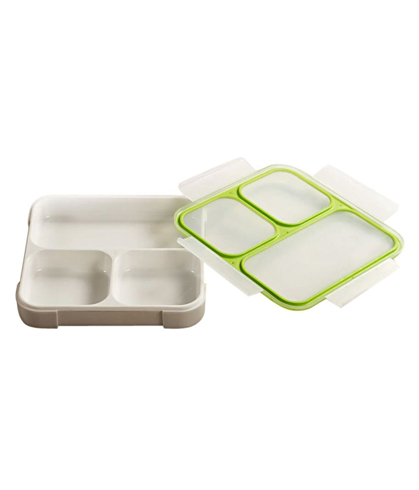 Wonderchef Ultra Lunch Box-Green
