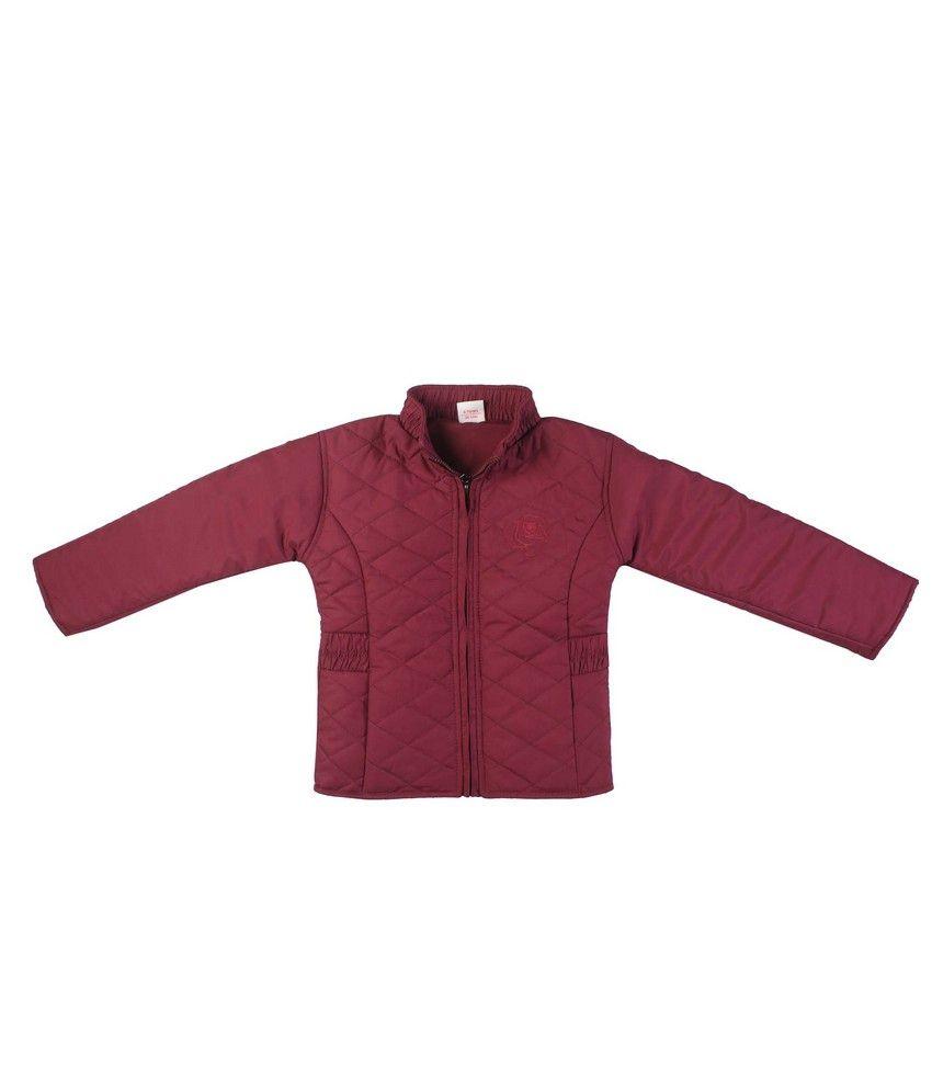 F S Mini Klub Purple Jacket