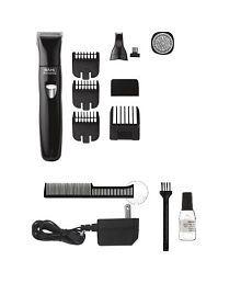 Wahl 9865-1324 Grooming Kits Black