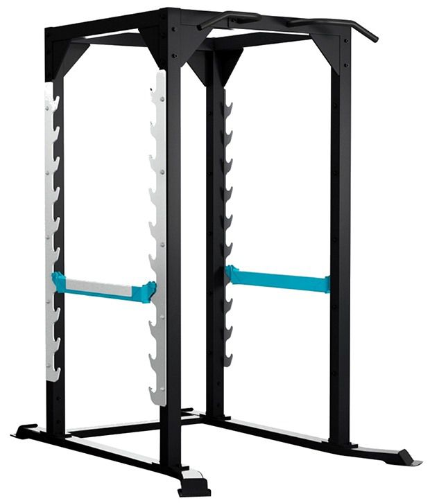 Health Fit India Remarkable Power Rack: Buy Online at Best Price on ...
