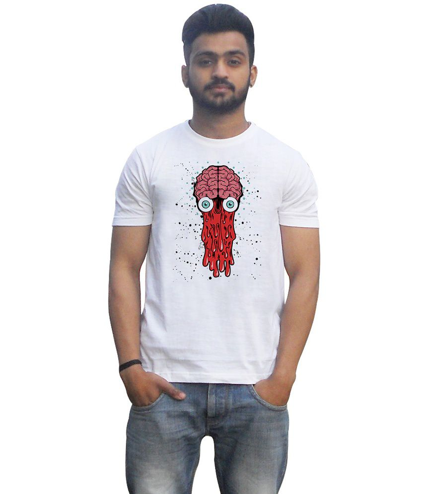 Lovely Collection Brainy Octopus Designer T-shirt