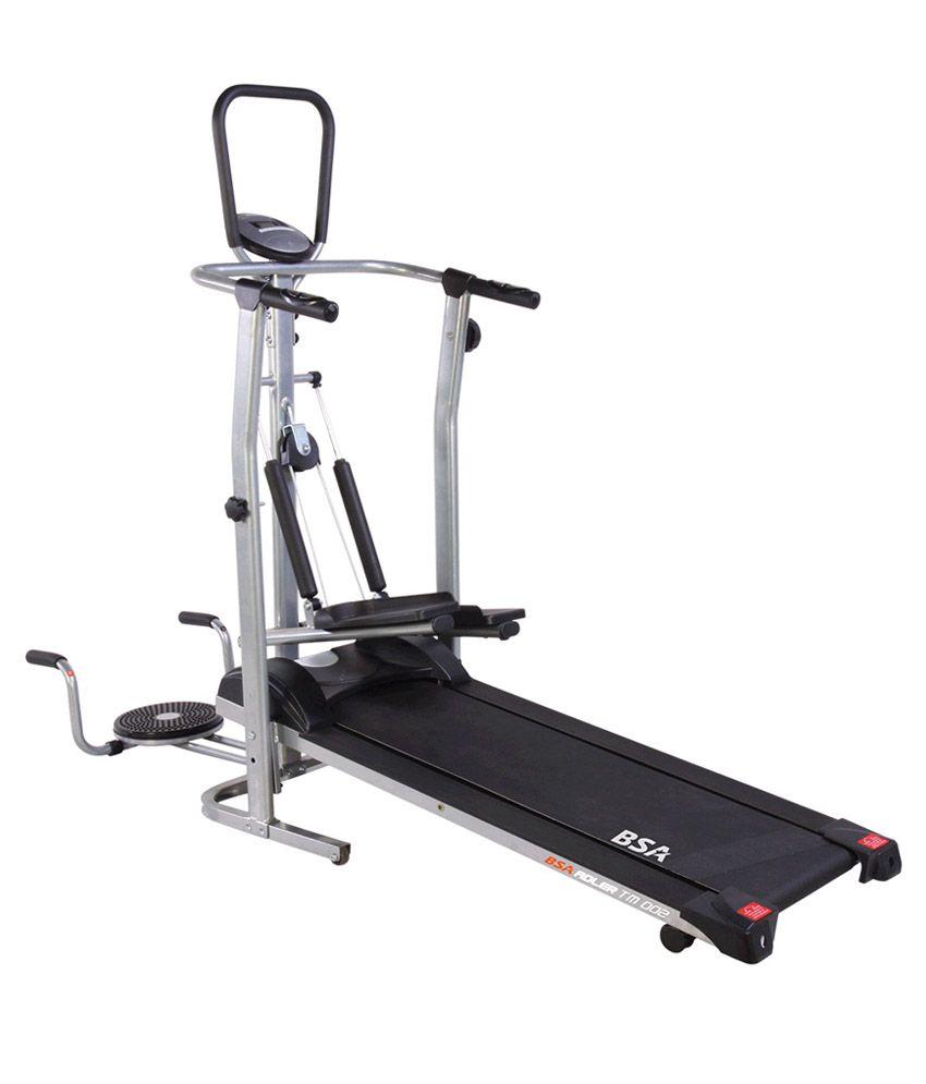 Cybex Treadmill Speed Calibration: Bsa TM002 Manual Treadmil: Buy Online At Best Price On