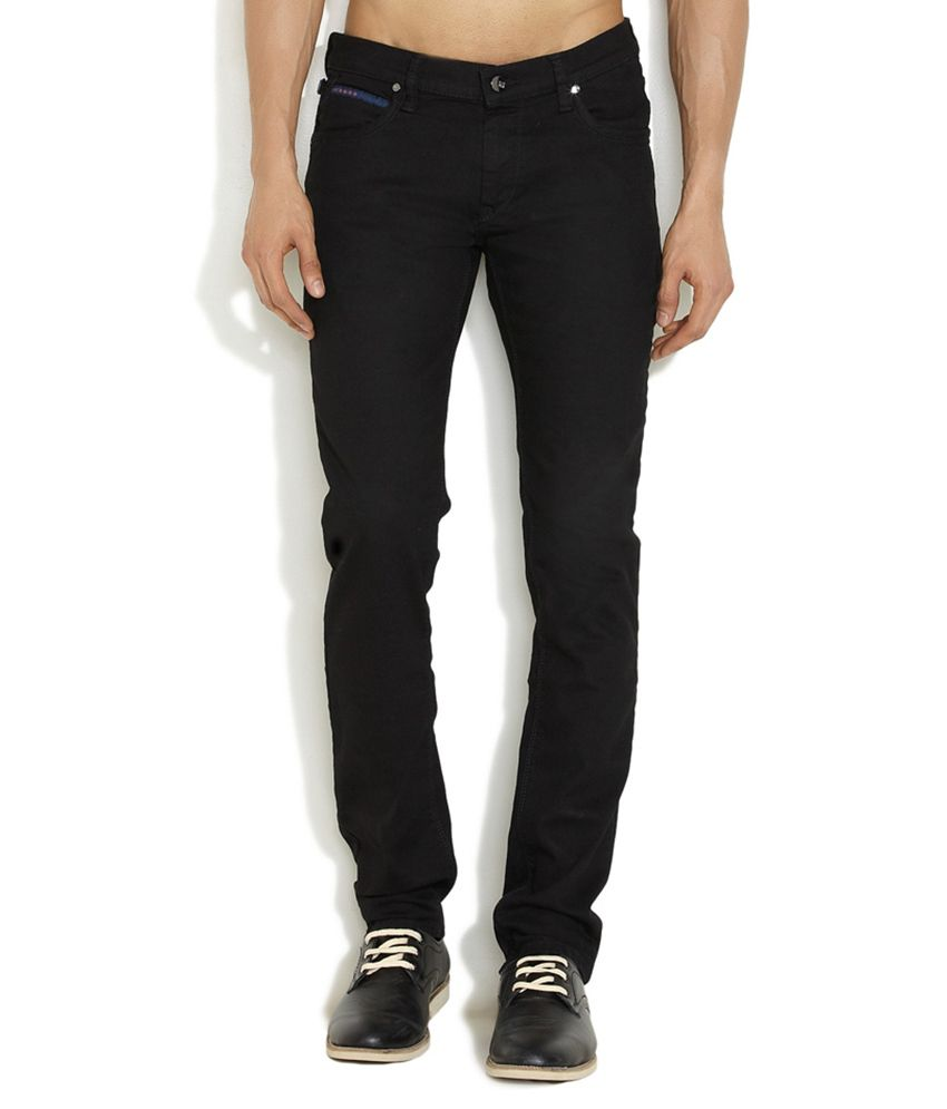 Lee Black Regular  Jeans