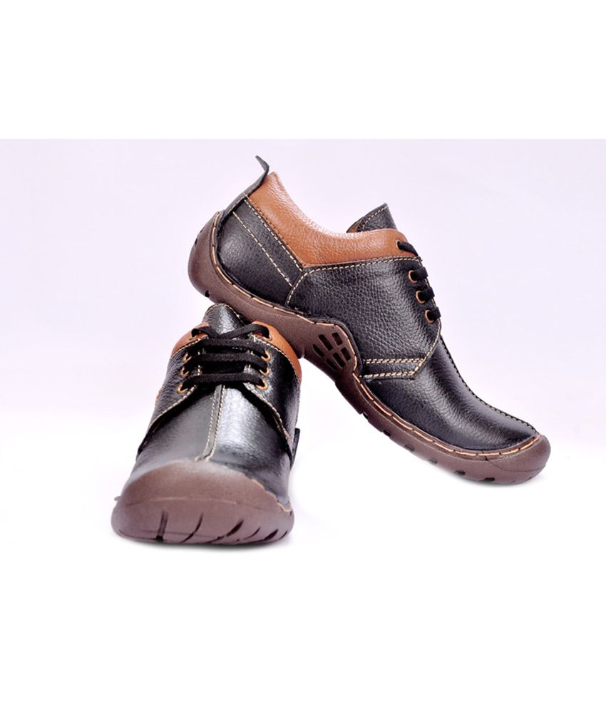 Mens Brown Outdoor Shoes