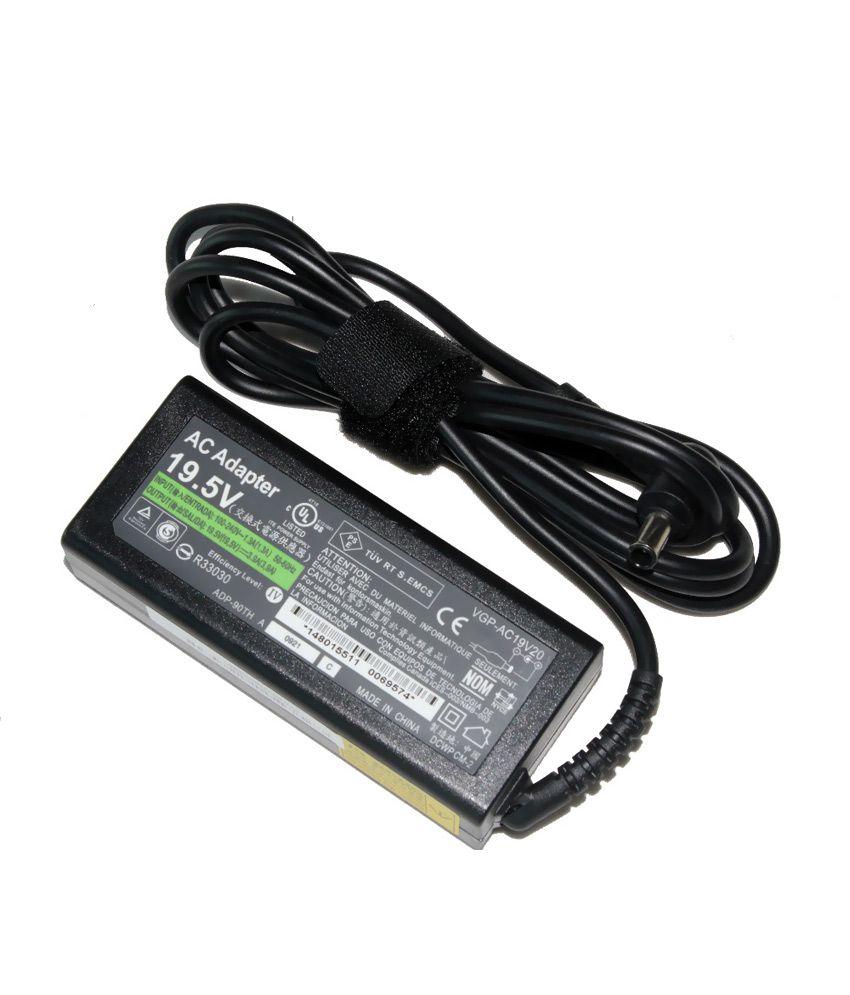 ARB Laptop Adapter For Sony VPC-EC25FX/BI VPCEC25FX/WI 19.5V 3.95A 75W