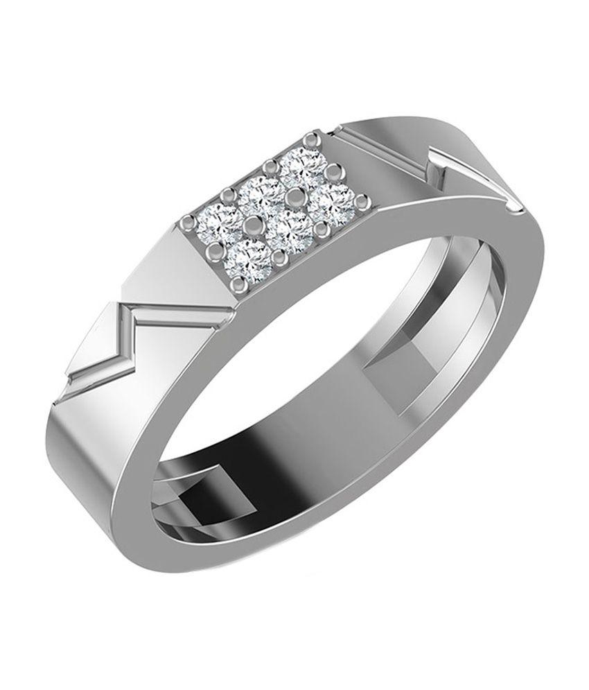 Caratlane Allvyn Band Ring