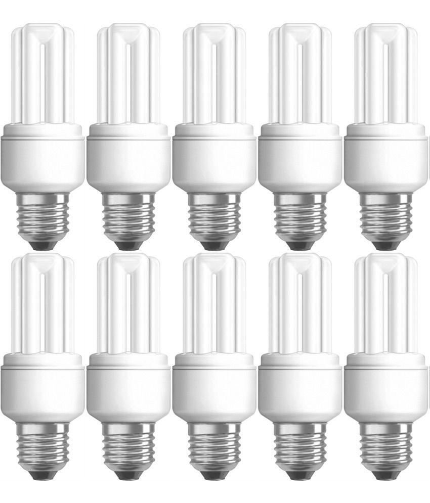 osram dulux star t3 14w 865 e27 cfl lamp set of 10 buy osram dulux star t3 14w 865 e27 cfl. Black Bedroom Furniture Sets. Home Design Ideas