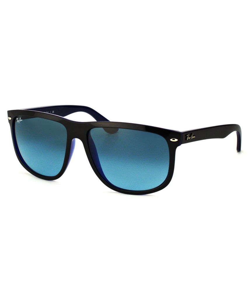 ray ban blue wayfarer sunglasses rb4147 60934m buy ray. Black Bedroom Furniture Sets. Home Design Ideas
