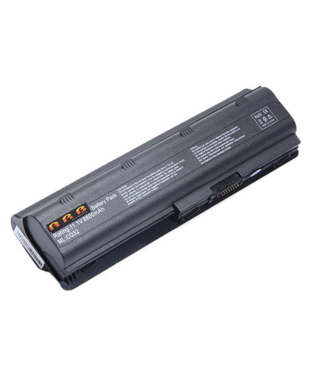 Arb Laptop Battery Fit For Hp Compaq Presario Cq62z-300 Cto With 12 Cells