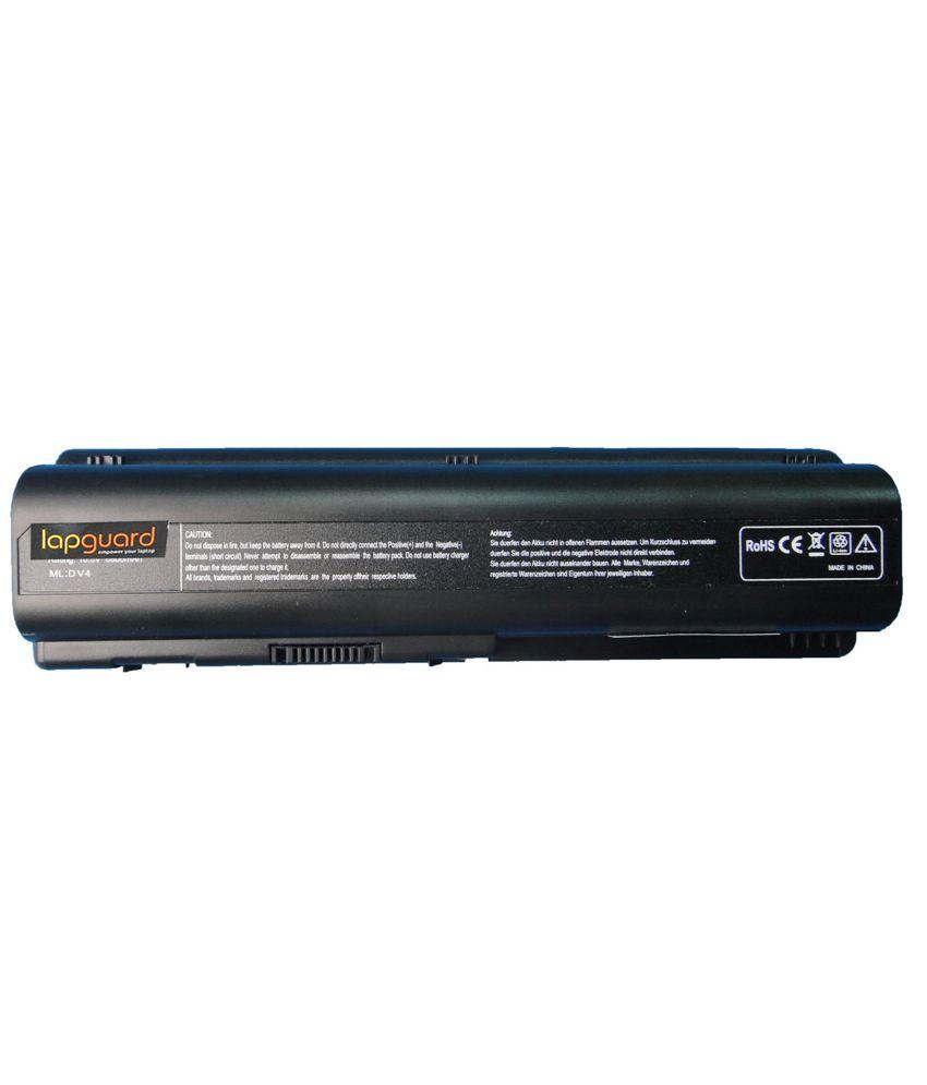 Lapguard Laptop Battery For Hp Pavilion Dv5-1044tx With 12 Cells