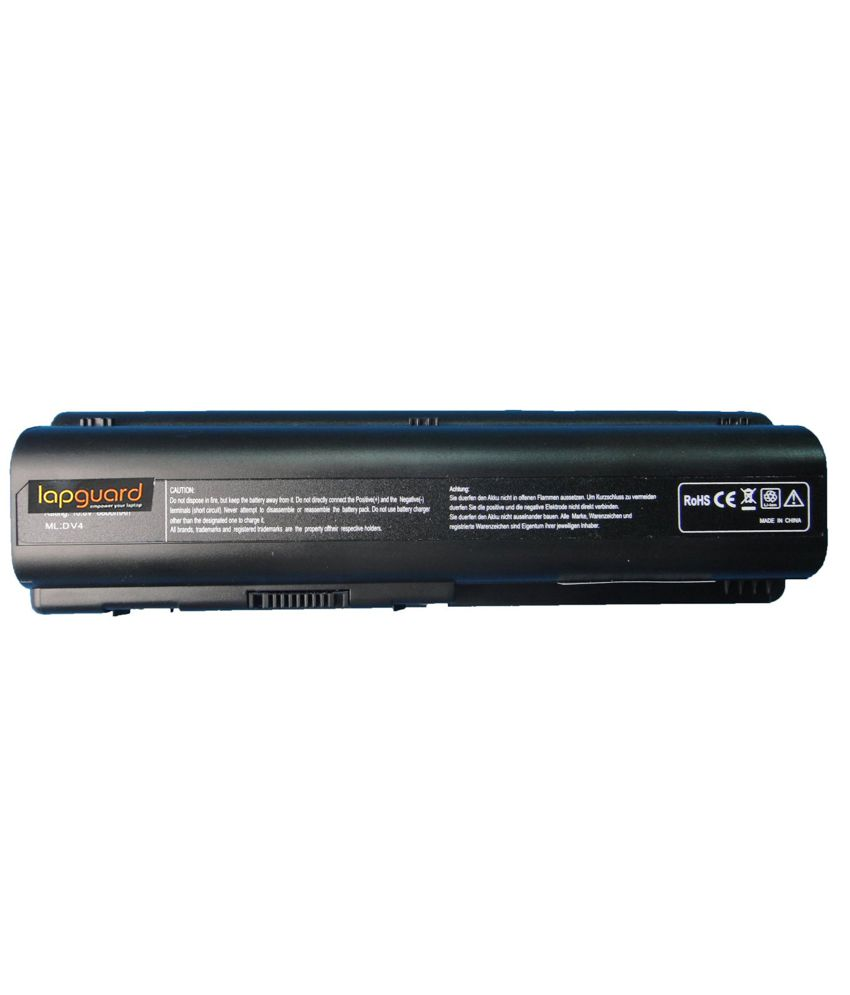 Lapguard Laptop Battery For Hp Pavilion Dv6-1111tx With 12 Cells
