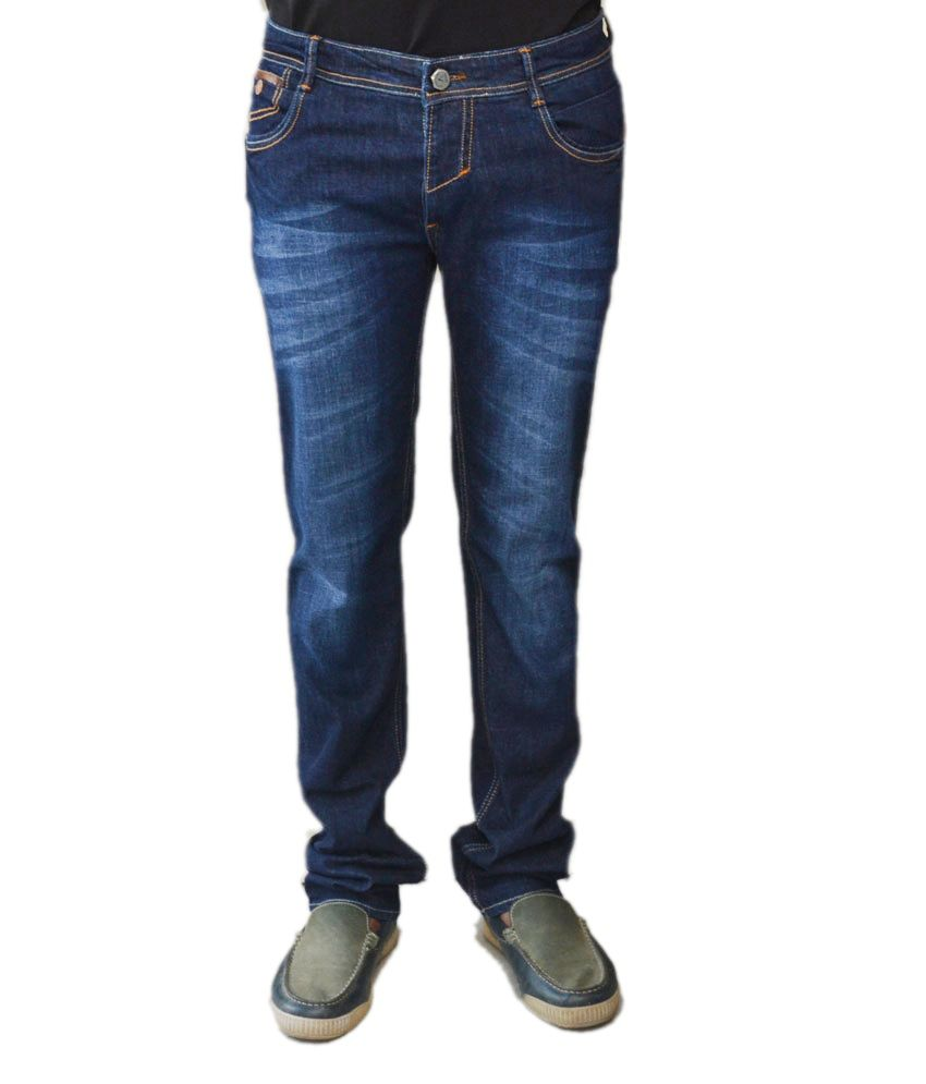 Narasimha Enterprises Dark Blue Jeans