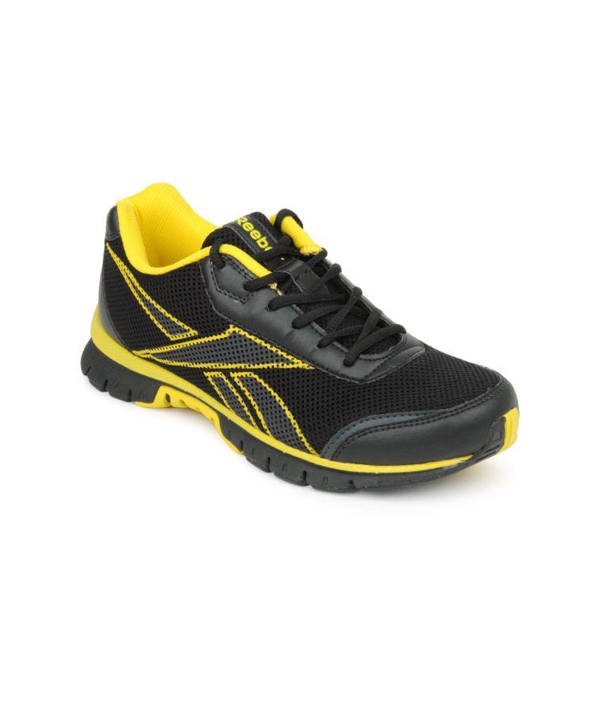 Reebok Versova Run Black Sport Shoes