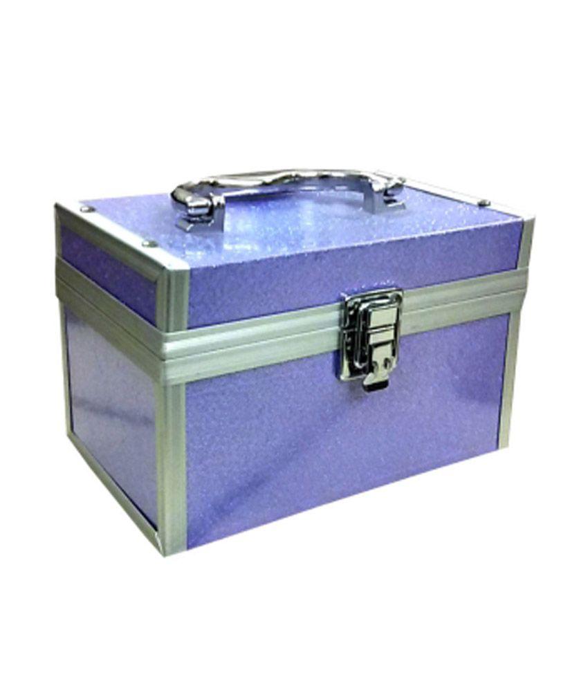 Beauty Purple Vanity Box
