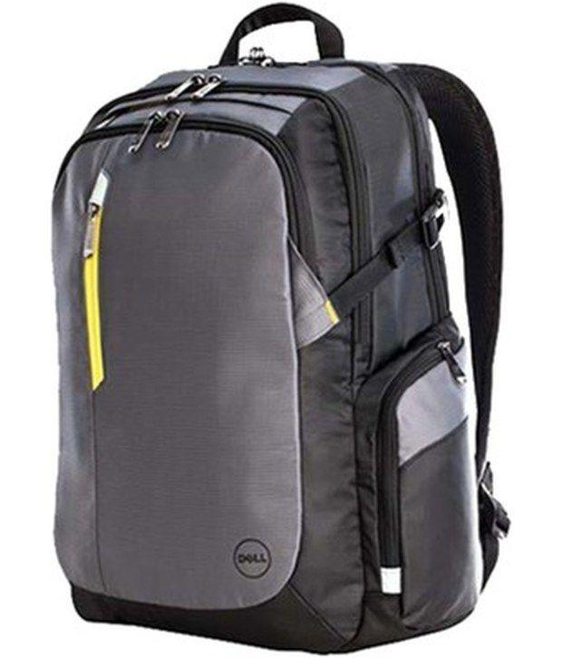 Tek 15 Inch Laptop Backpack (5yj6d) Gray Laptop Bag ...