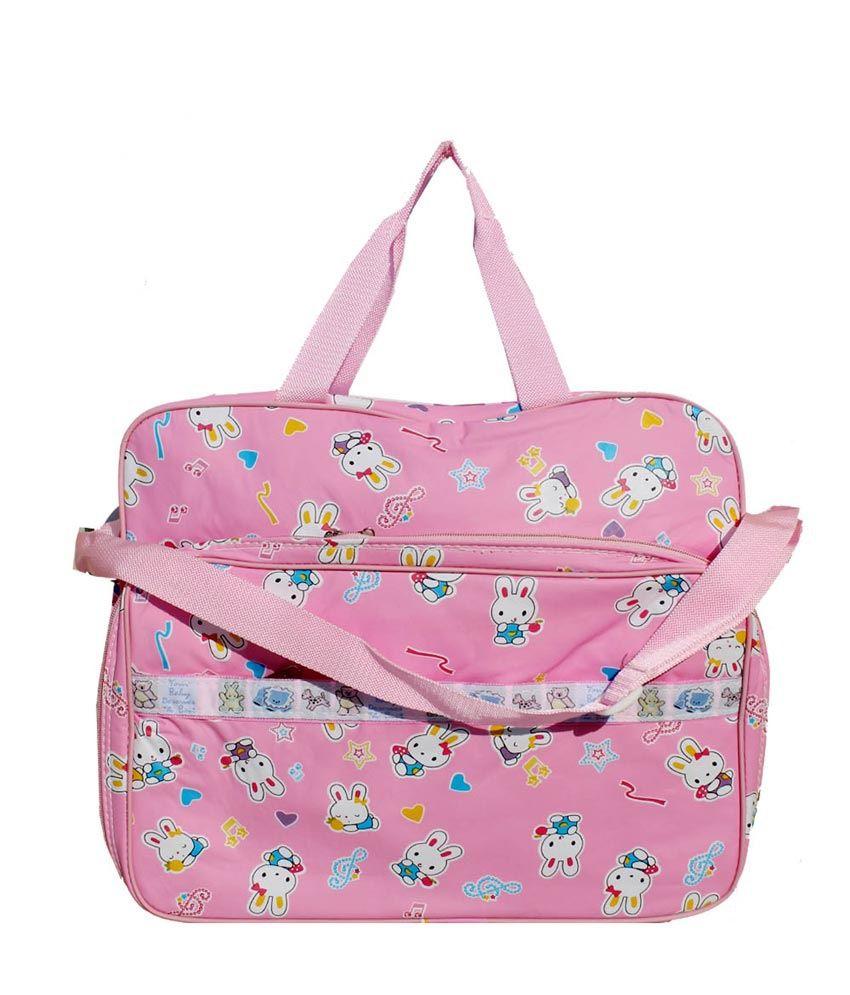 kiskon baby diaper bag mothers bag buy kiskon baby diaper bag mothers bag at best prices in. Black Bedroom Furniture Sets. Home Design Ideas