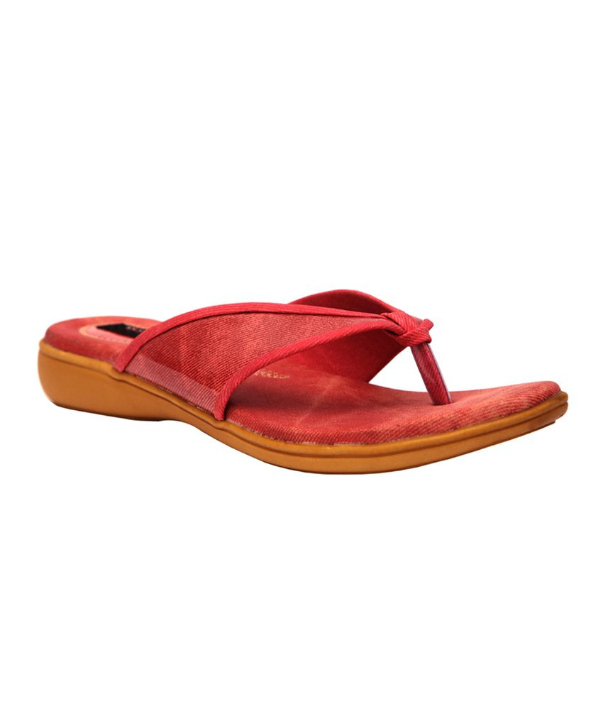 Trilokani Pink comfortable Slipper For Women