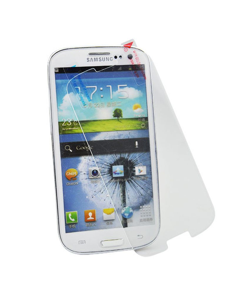 Hale Premium Quality Tempered Glass Screen Protector For Samsung I9150 Galaxy Mega 5.8