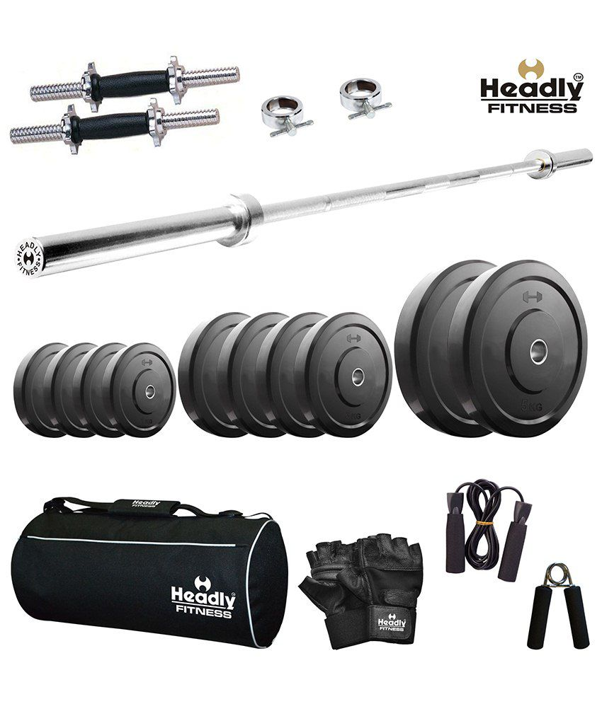 Headly kg home gym with feet plain rod inches
