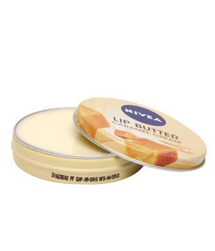 Nivea Lip Butter Caramel Cream 16.7g Pack Of 2