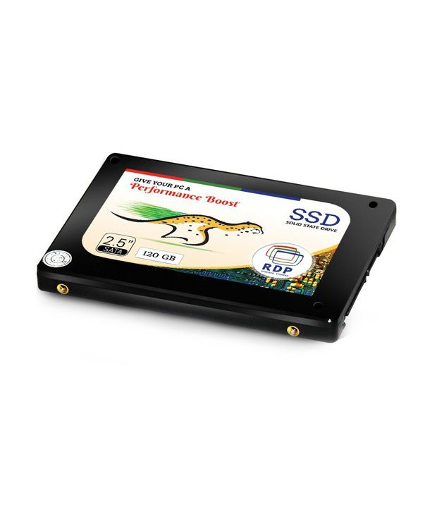 RDP SATA III 120 GB Desktop Internal Hard Drive (SSD(Solid State Drive))