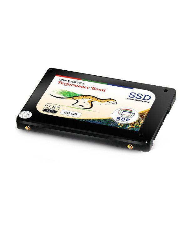RDP SATA III 60 GB Desktop Internal Hard Drive (SSD(Solid State Drive))