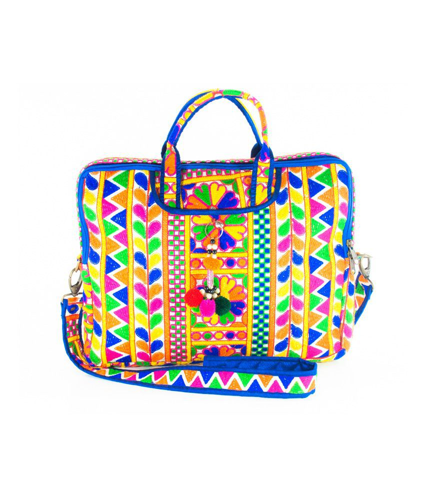 Astin Karma Colourful Stylish Neopack Sleeve Laptop Bag