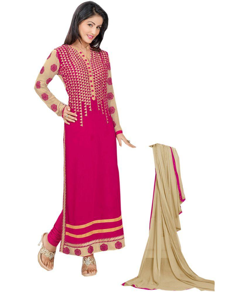 ea4a9cdb9dc Shreeji Fashion Dress Material Prices in India, Thu Aug 08 2019 ...
