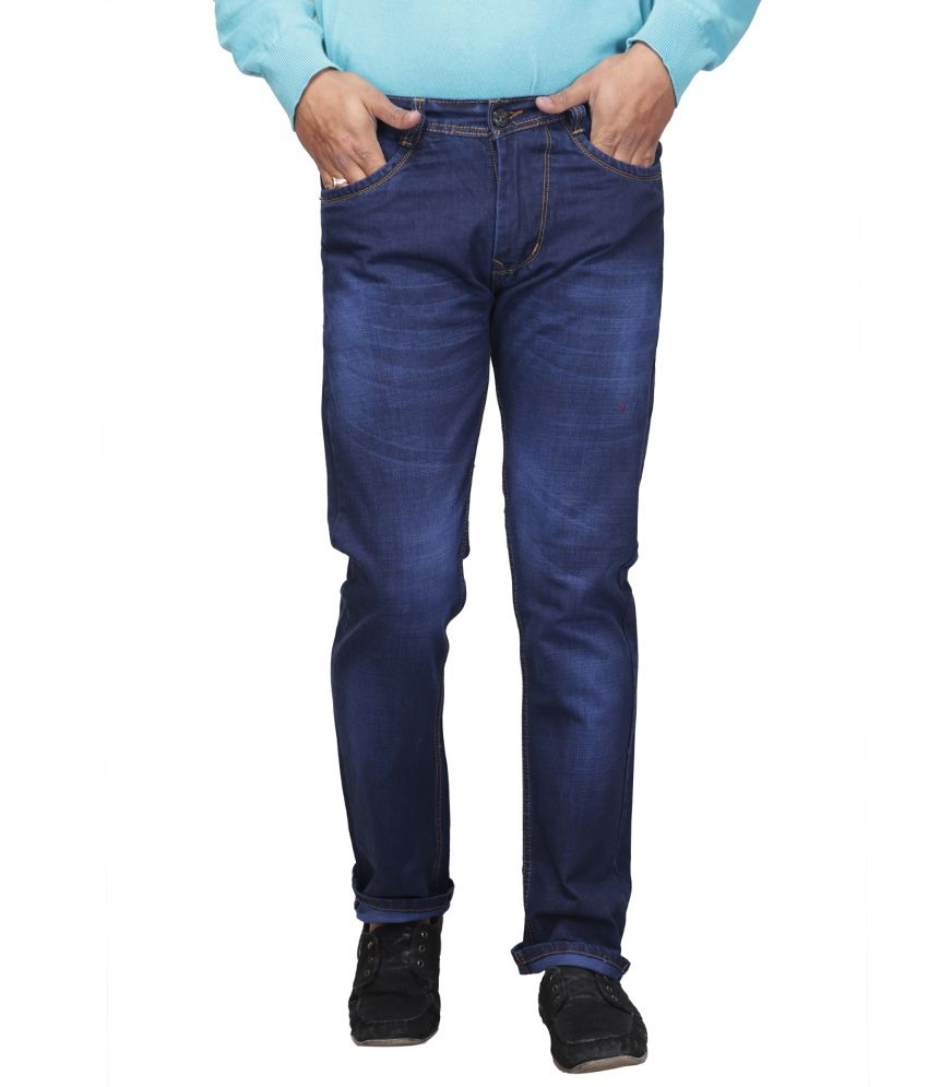 X-cross Blue Streachable Jeans