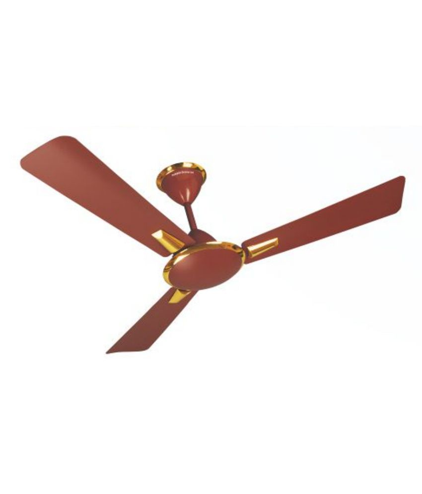 Crompton Greaves 48 Aura Ceiling Fan Brown Price In India