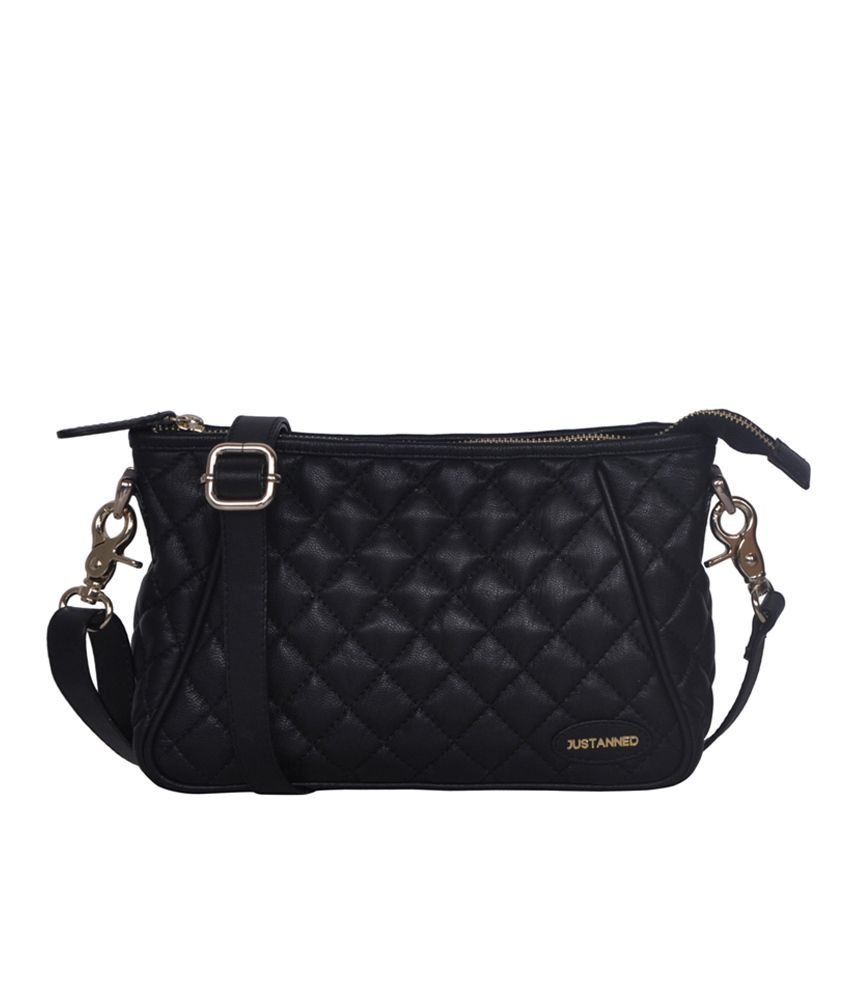 Justanned Women Quilted Bag