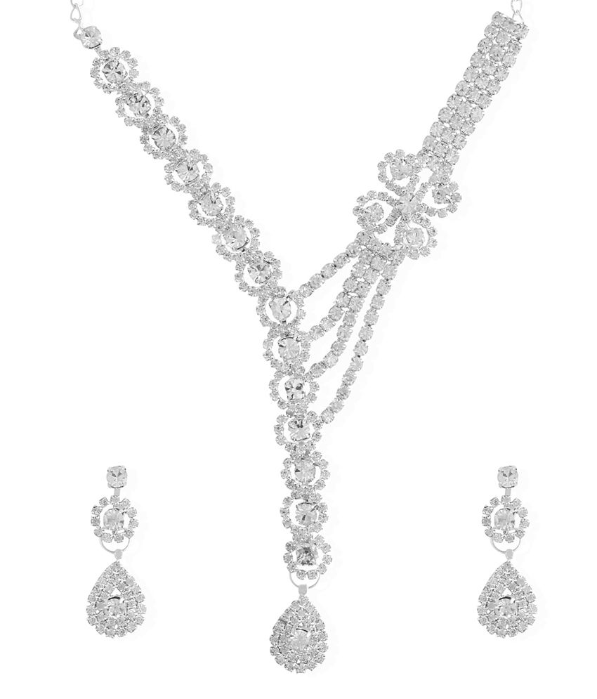 shape pear gold jewellery set image diamond design berry necklace long white berrys s