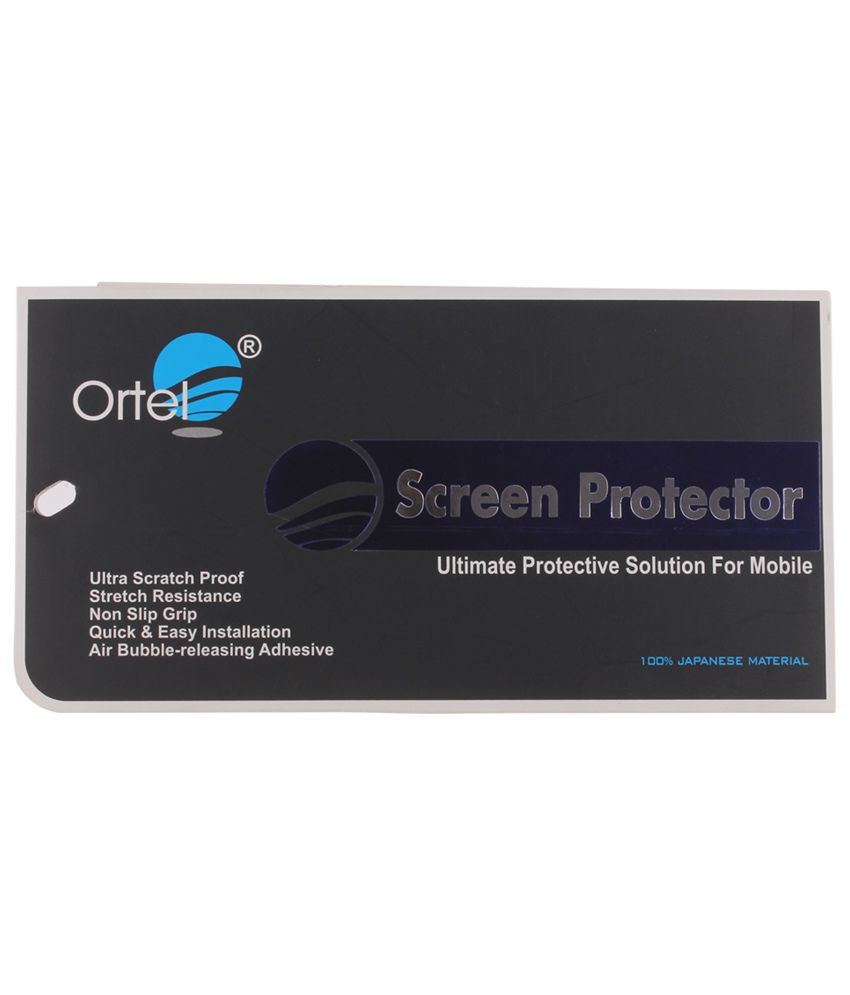 Ortel Clear Screen Guard For 9020 Samsung