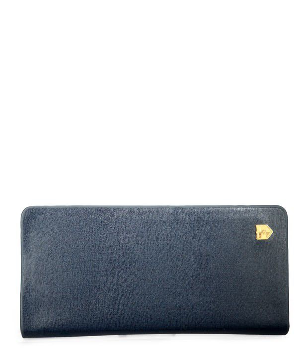 Rrtc Trendy And Elegant Wallet -blue