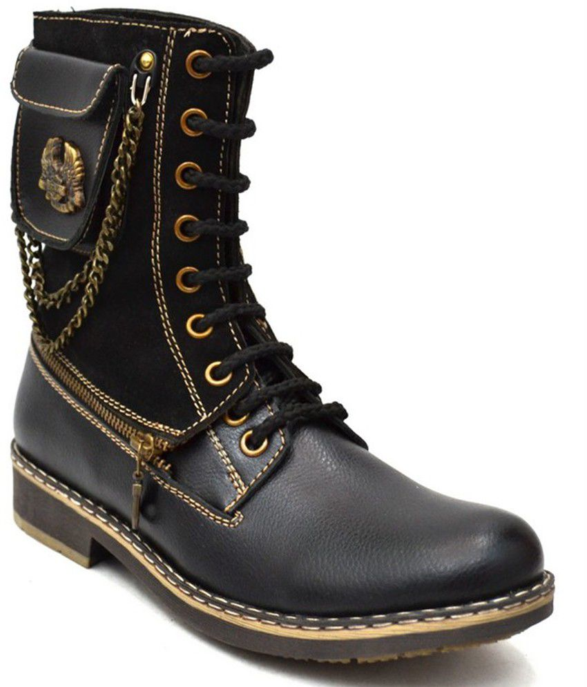 Zoot24 Convertible Black Boots