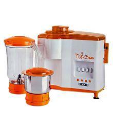 Usha Usha Jmg 3442 Popular Juicer Mixer Grinder Orange
