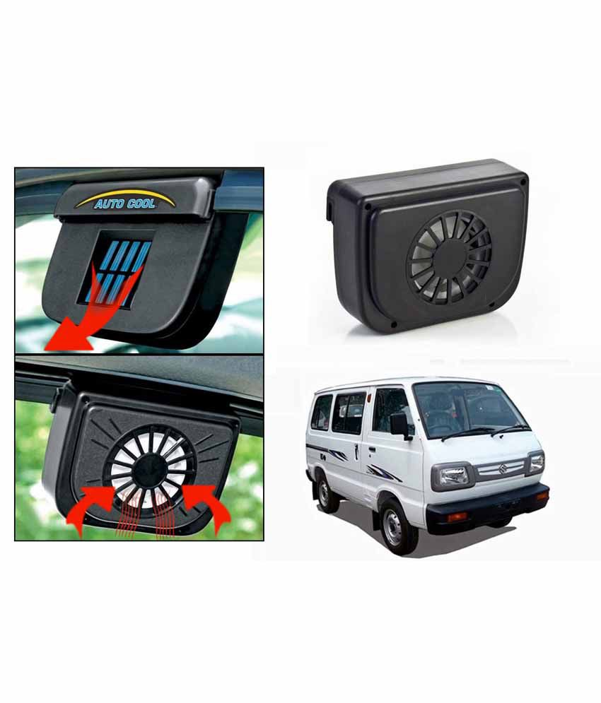 auto cool car solar powered side window cooling fan maruti omni buy auto cool car solar powered. Black Bedroom Furniture Sets. Home Design Ideas