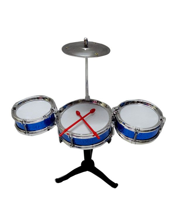 Noorstore Multicolour Drum Sense Of Rhythm For Boys