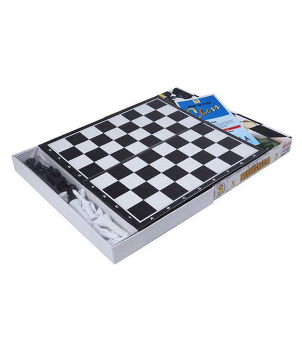 Techno Kurukshetra Chess Set Board Game