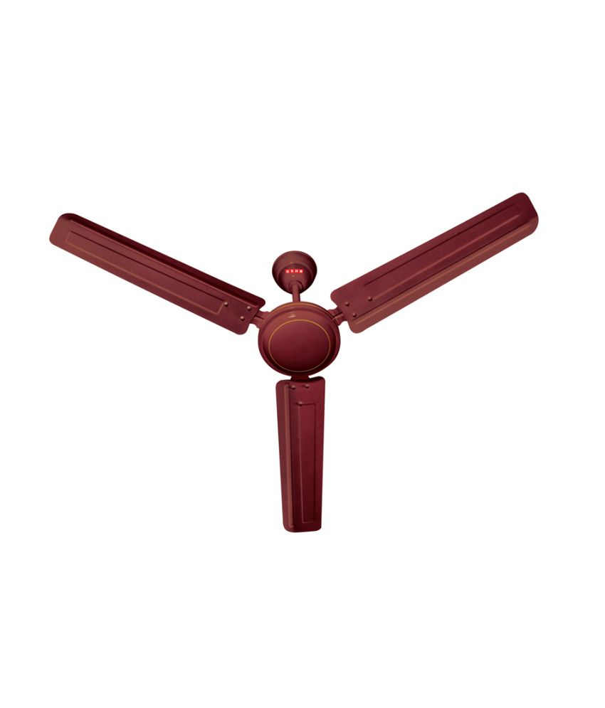 Usha 1200 Mm Swift Ceiling Fan Brown Price In India