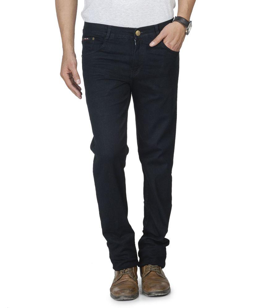 Wintage Chic Black Jeans