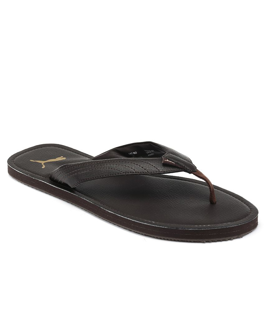 Puma Ketava Dp Brown Slippers Price in India- Buy Puma Ketava Dp Brown  Slippers Online at Snapdeal e18be17b0