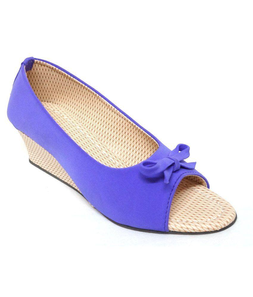Blue Ballerina Shoes India