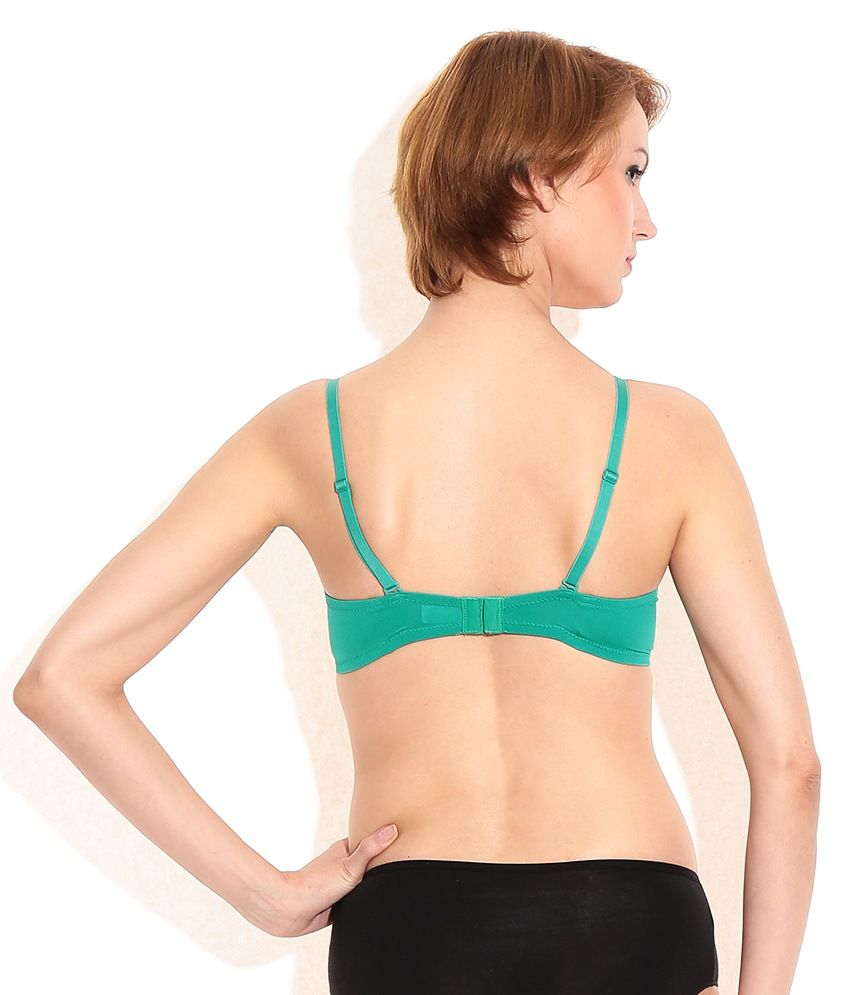 26956bf8d94 Buy Bwitch Padded Green Bra Online at Best Prices in India - Snapdeal