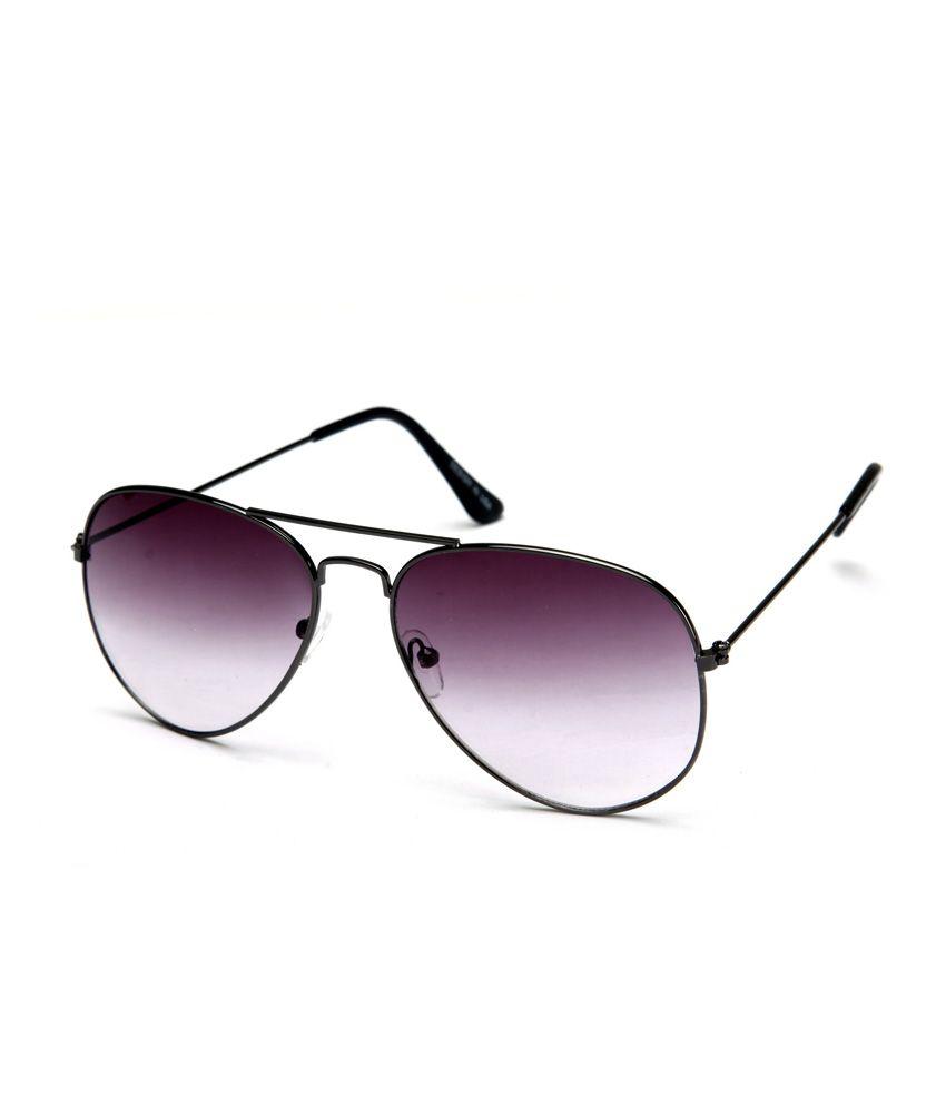 82e8a48c96 Ads Stylish Purple Gradient Aviator Sunglasses For Men   Women - Buy Ads  Stylish Purple Gradient Aviator Sunglasses For Men   Women Online at Low  Price - ...