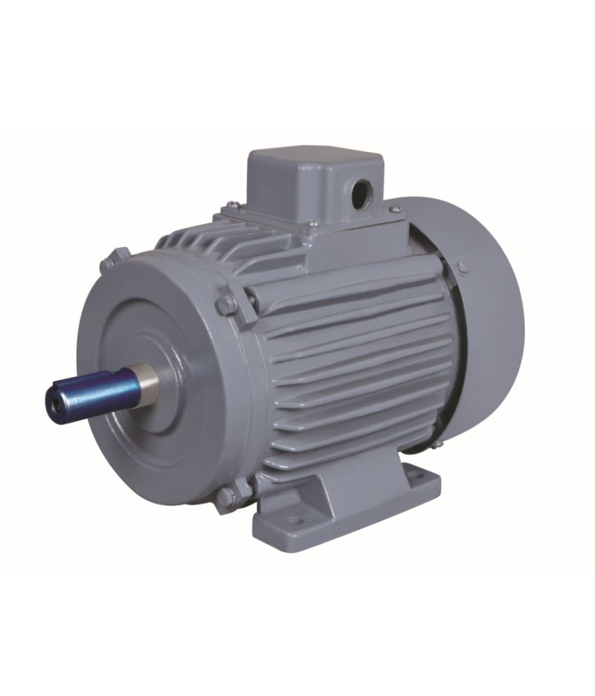Buy 3 Hp Three Phase Foot Mounted Ac Motor Online At Low