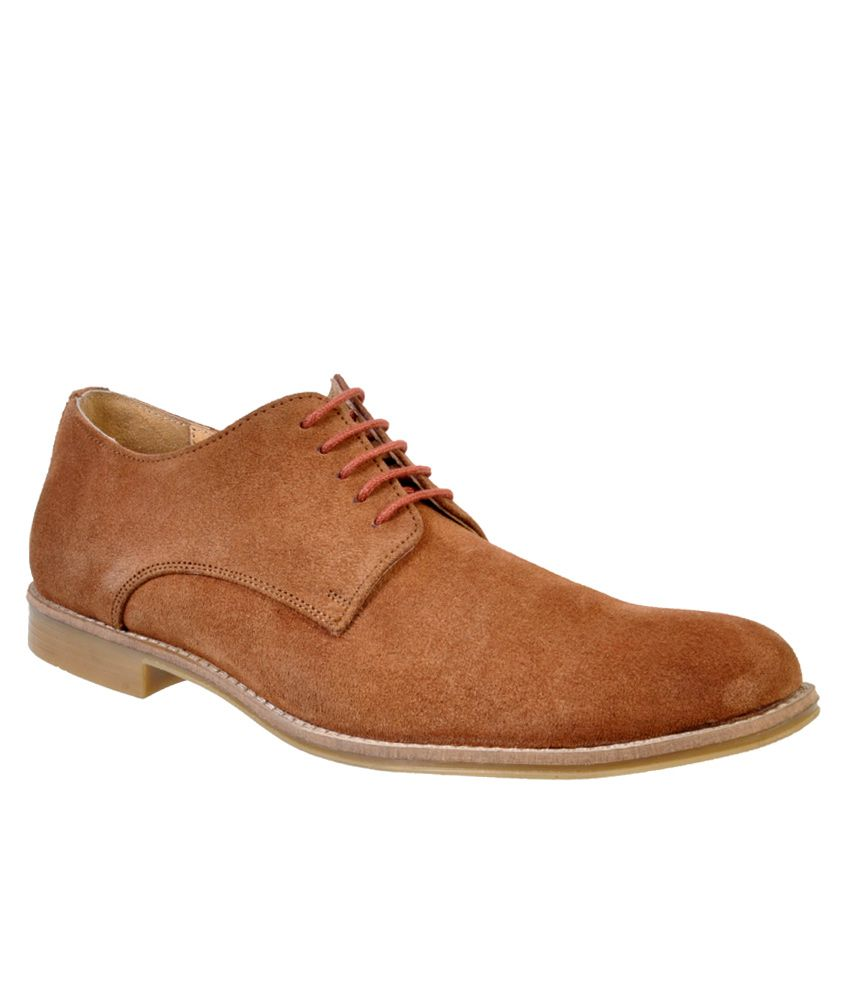 Hirel's Lifestyle Tan Casual Shoes cheap sale with credit card sale in China cheap nicekicks lln5FnC8B