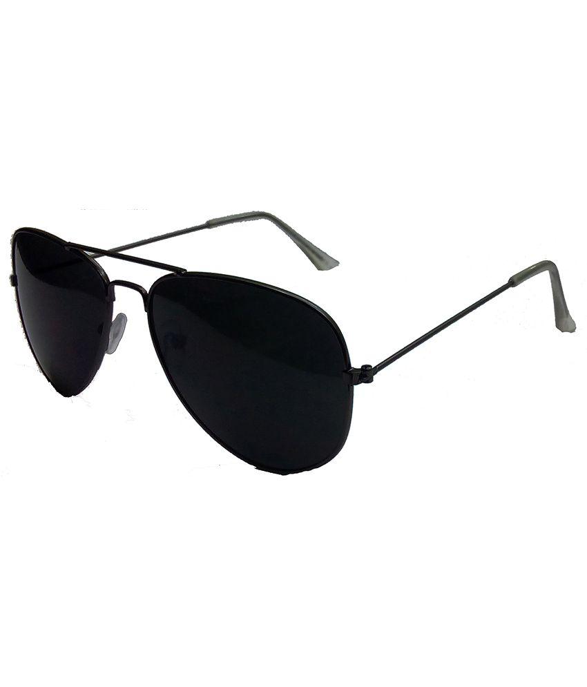 Dark Aviator Sunglasses  hrinkar aviator sunglasses black frame dark blue lens with aviator