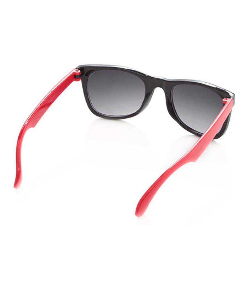 Dark Black Aviator Sunglasses  hrinkar aviator sunglasses black frame dark pink lens with