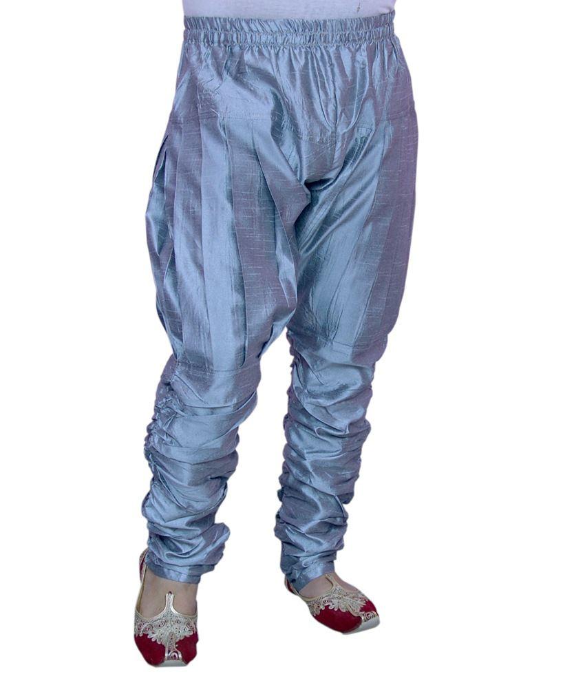 Larwa Silver Dupion Pyjama